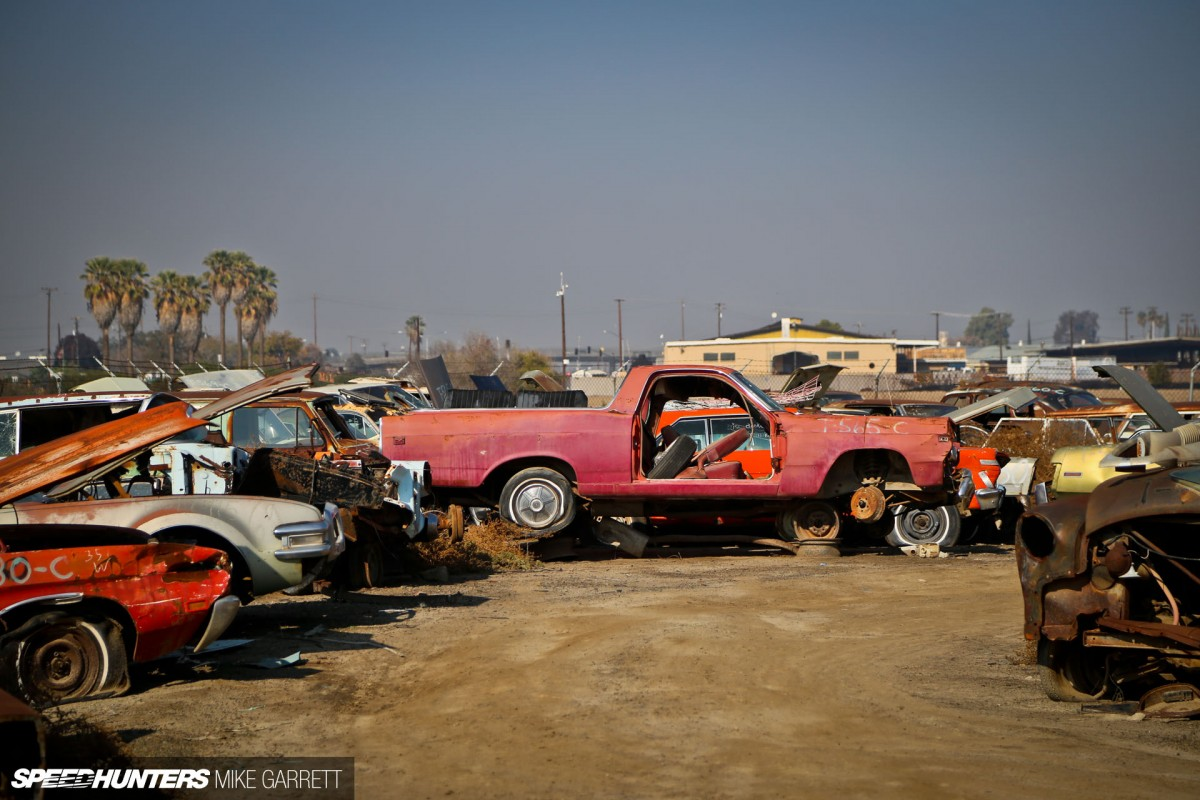Welcome To The Wasteland: The Great American Junkyard - Speedhunters