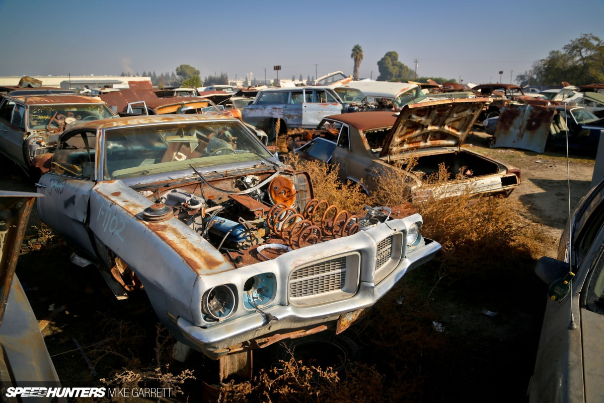 Welcome To The Wasteland: The Great American Junkyard ...