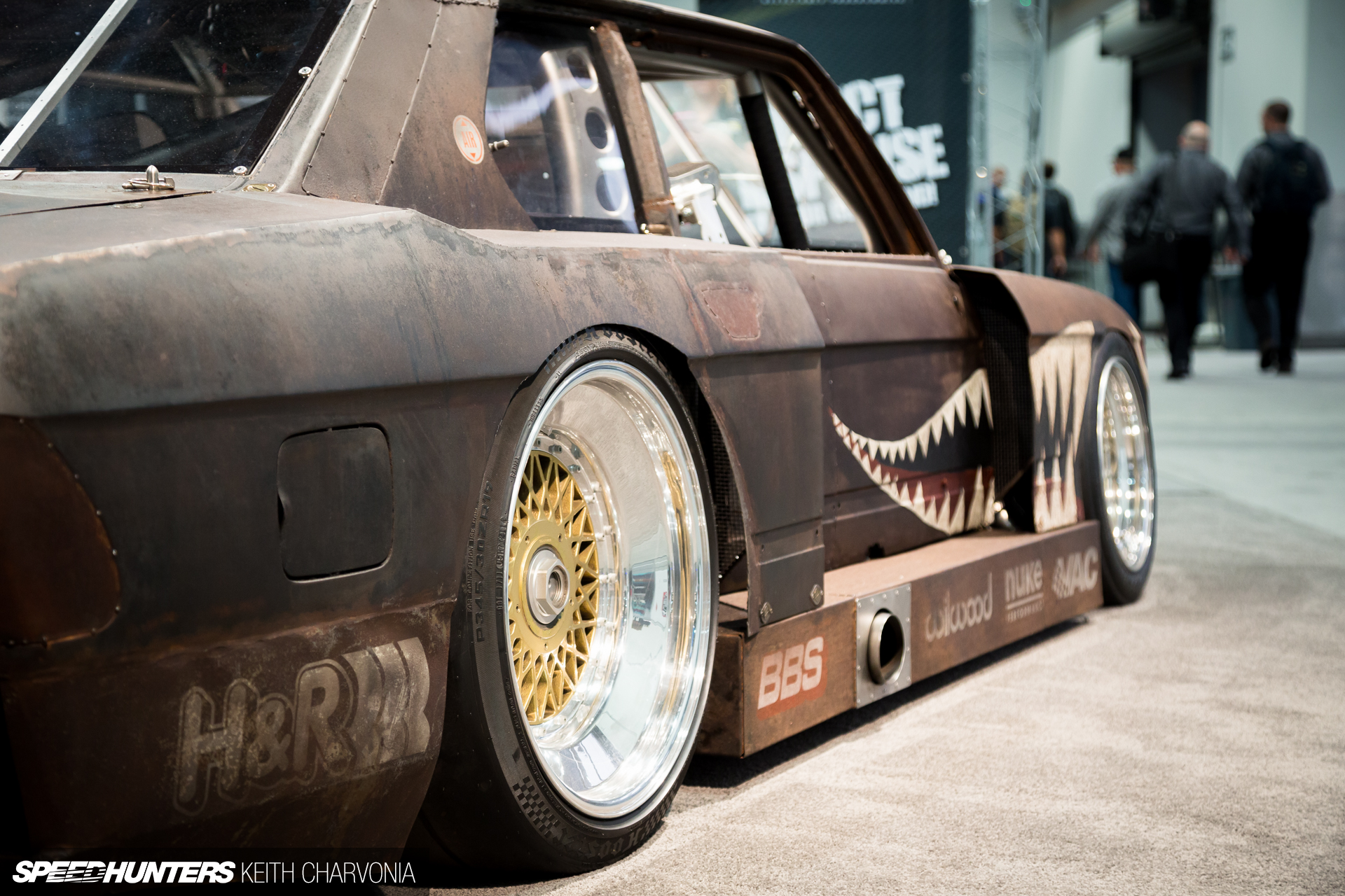 Rusty S Revival I Stand Corrected Speedhunters