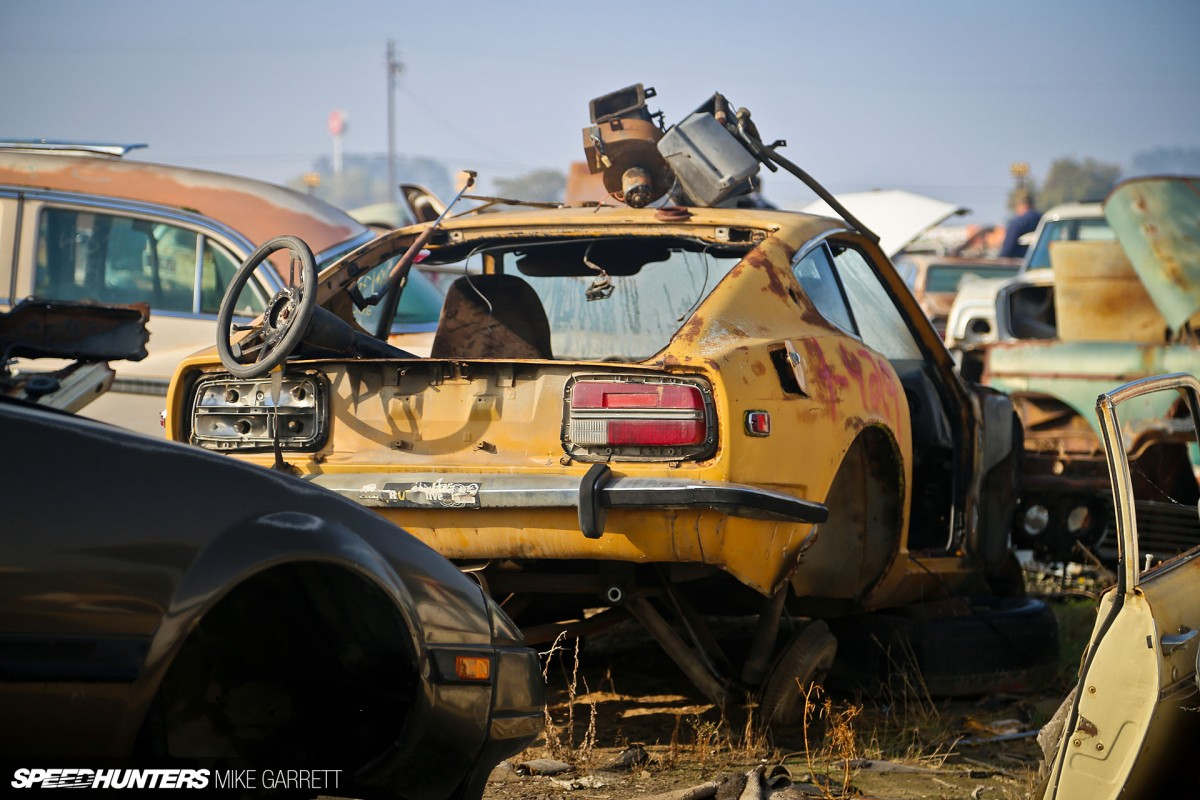 How Many Old Cars Are Still On The Road