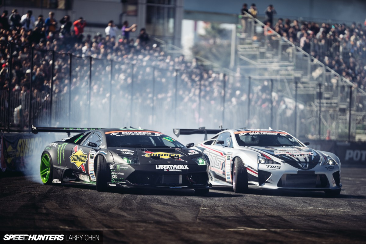 Through My Lens: D1GP Odaiba