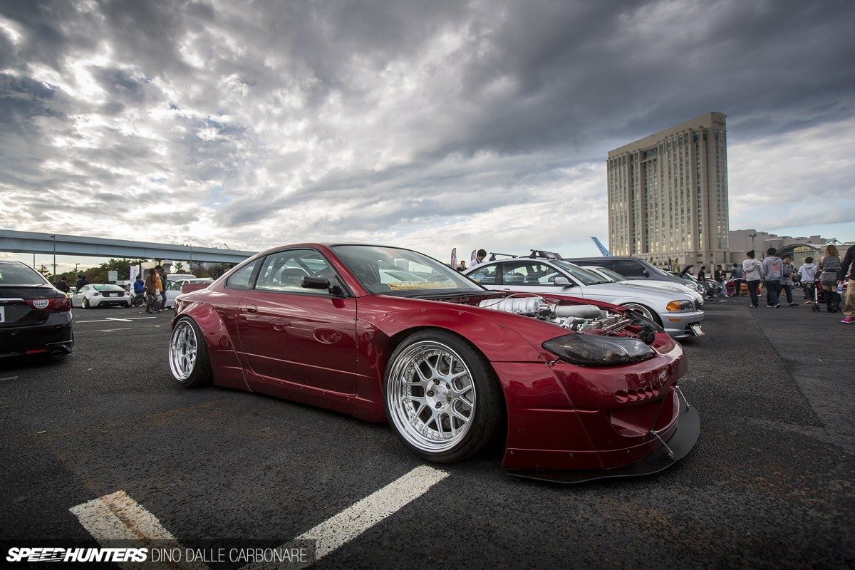 Is This Japan's Most Insane S15?