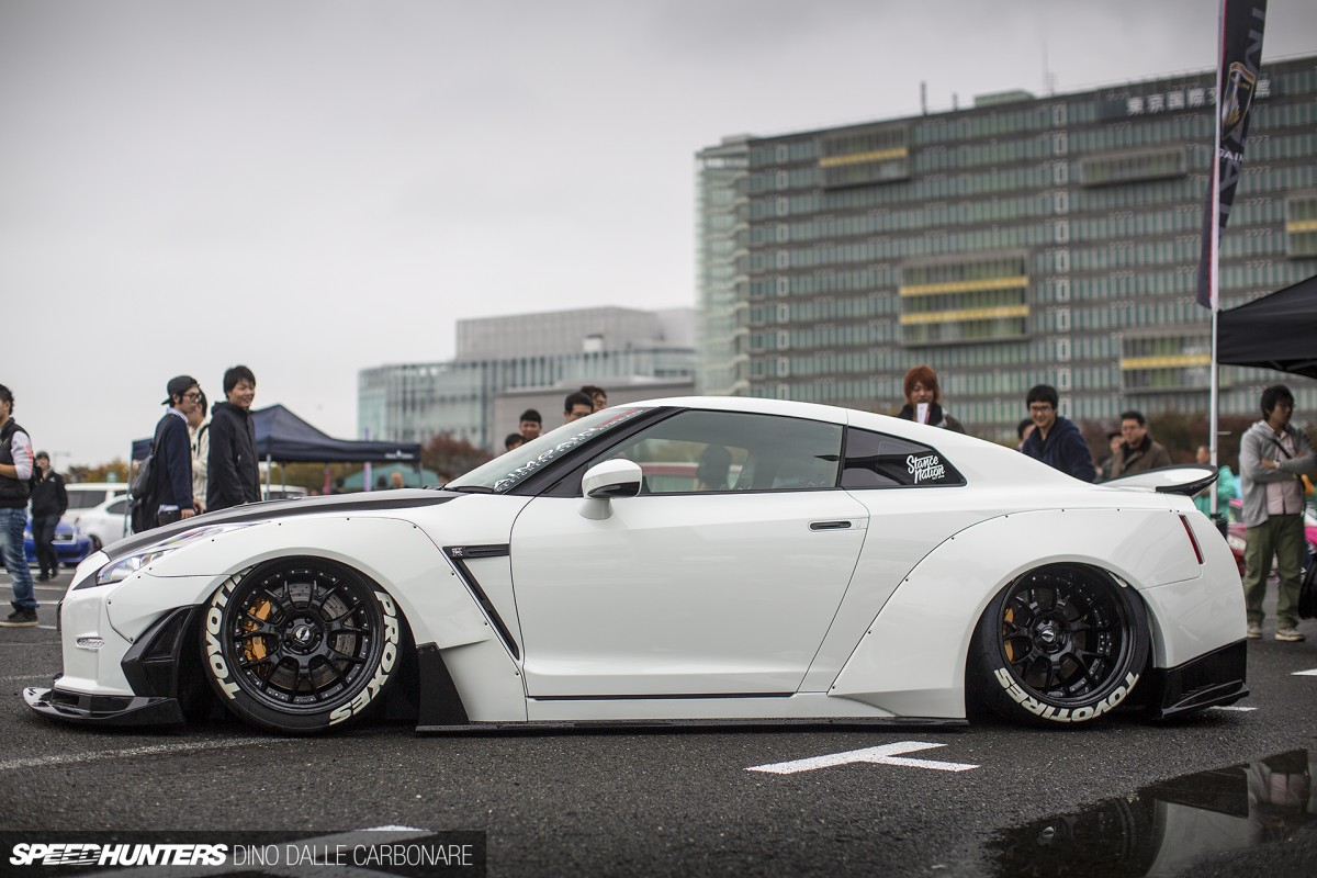 A New Widened Gt R Hits The Block Speedhunters