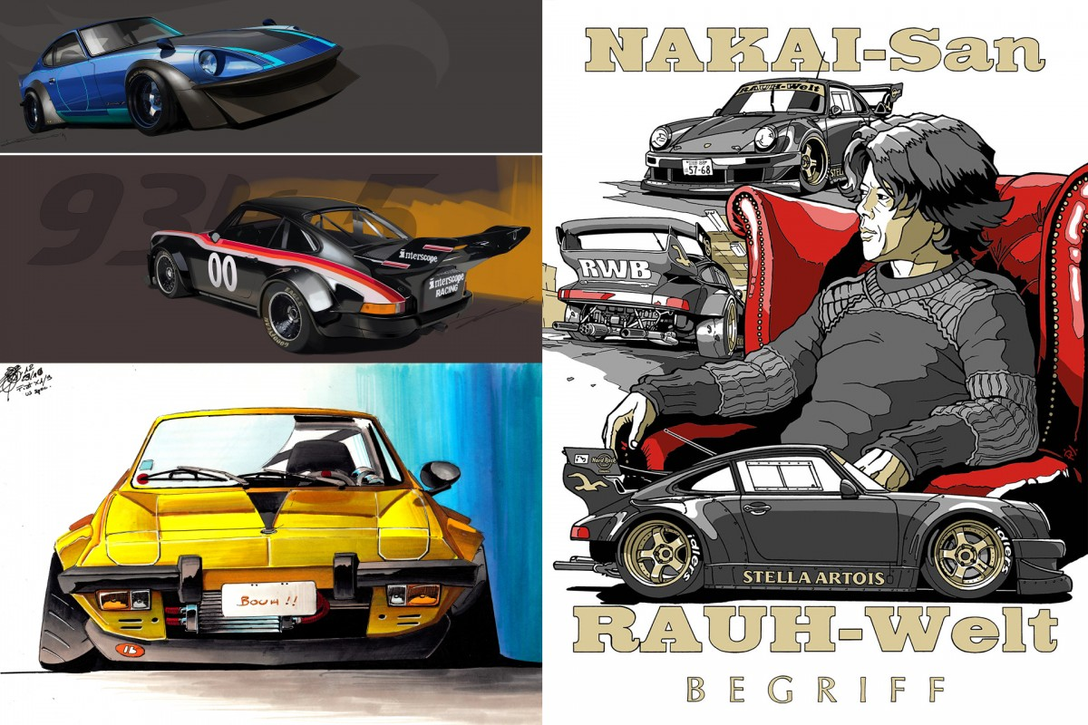 Your Automotive Art, Continued…