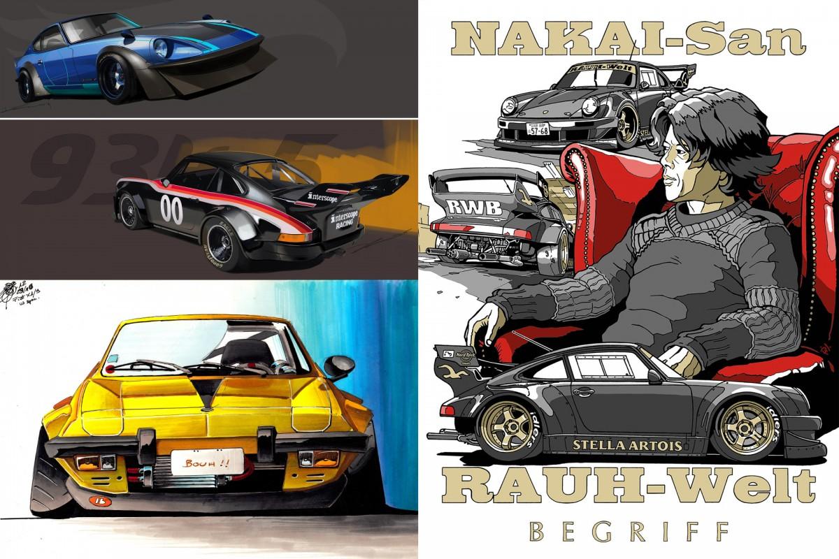 Your Automotive Art,Continued…