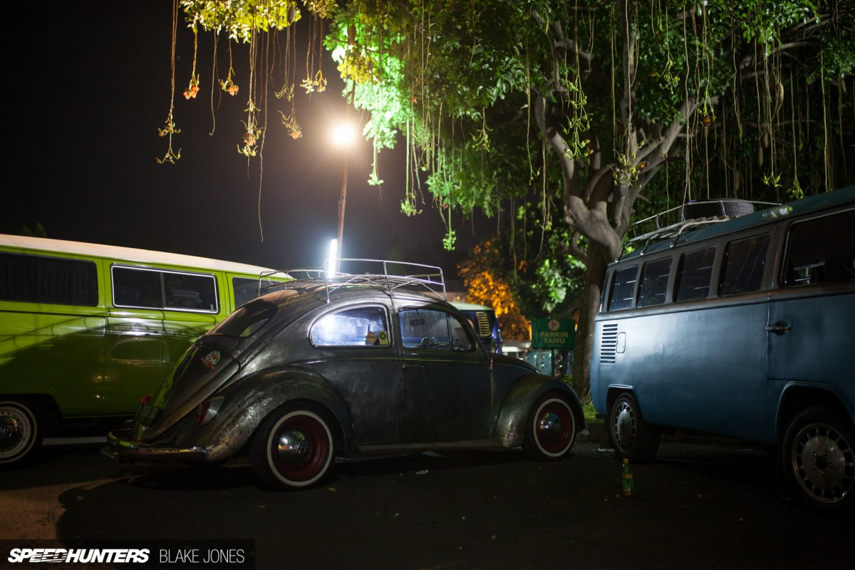 Global Passion: Welcome To The Jogja VW Festival