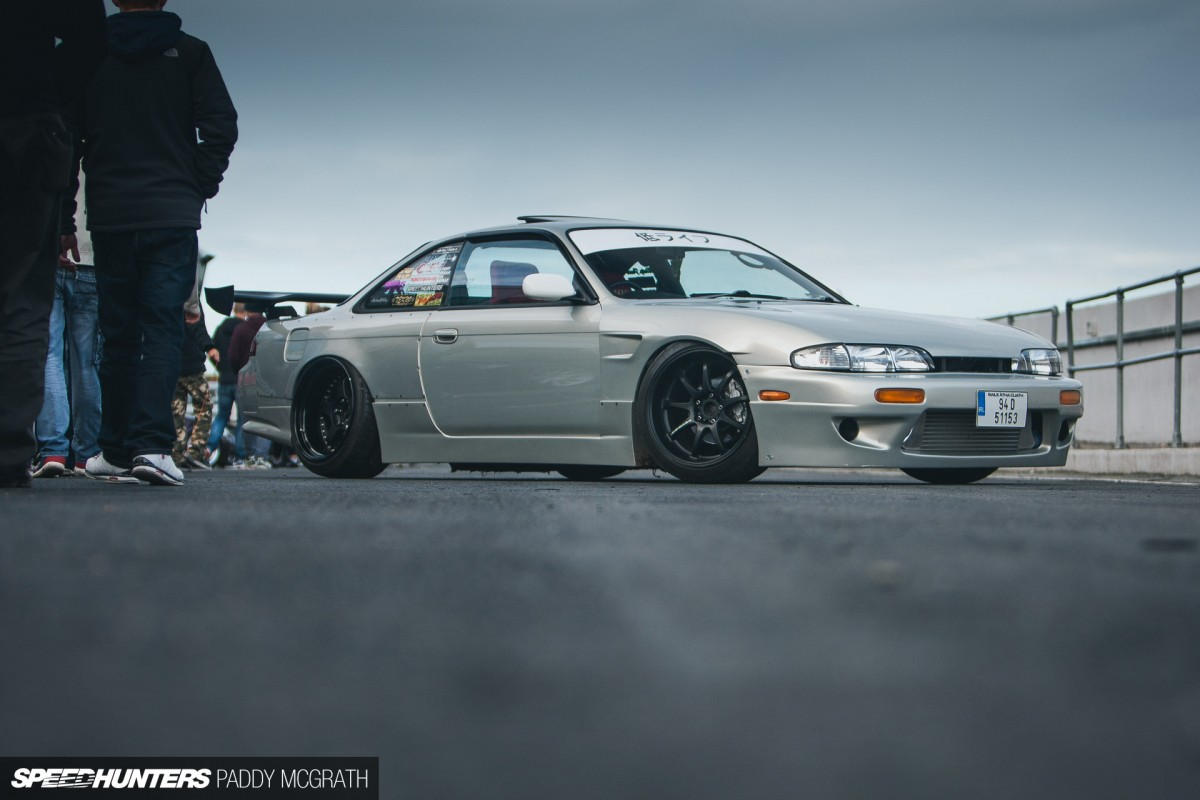A Simple Static Street S14