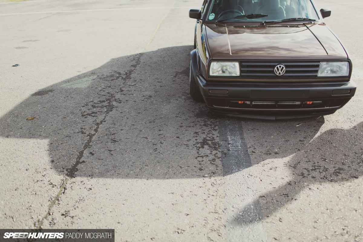 The Subtleties Of A MkII Jetta