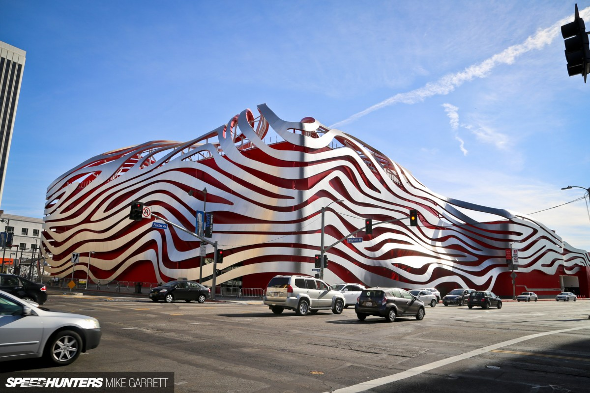 The Petersen Auto Museum Reborn