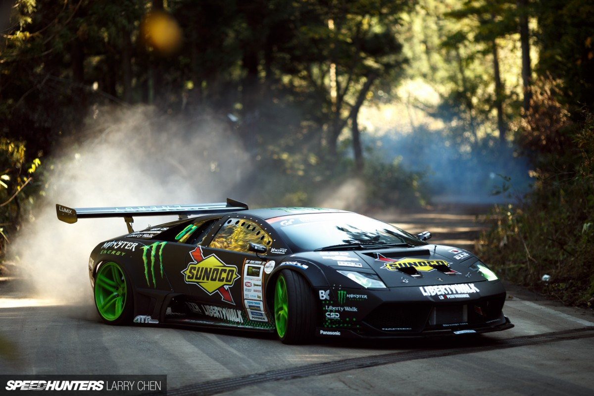 High Quality Larry_Chen_Speedhunters_Daigo_saito_drift_lambo_38