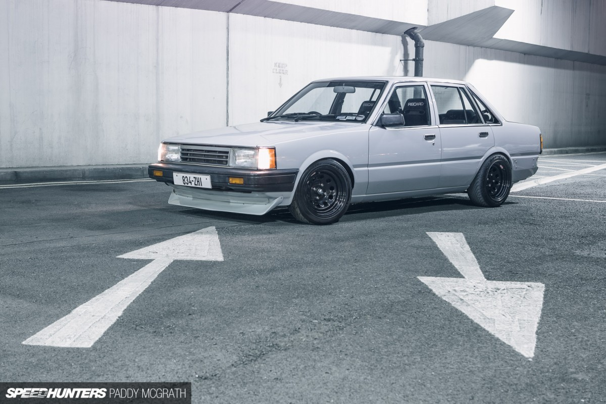 the lesser known ae86 speedhunters