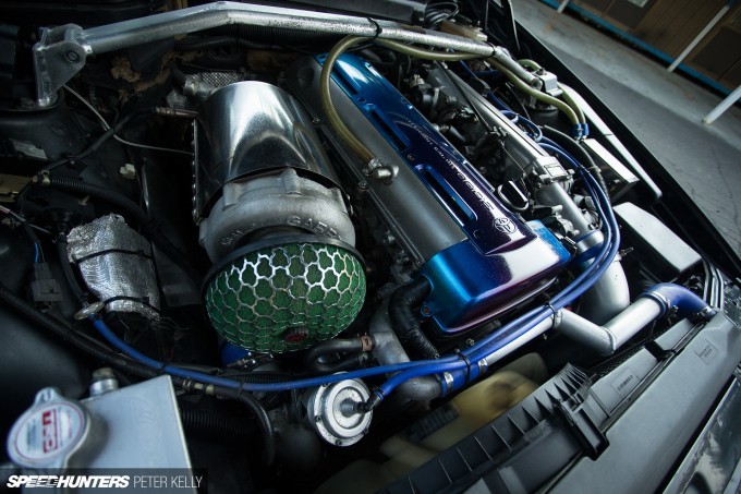 Mercedes 2JZ 18