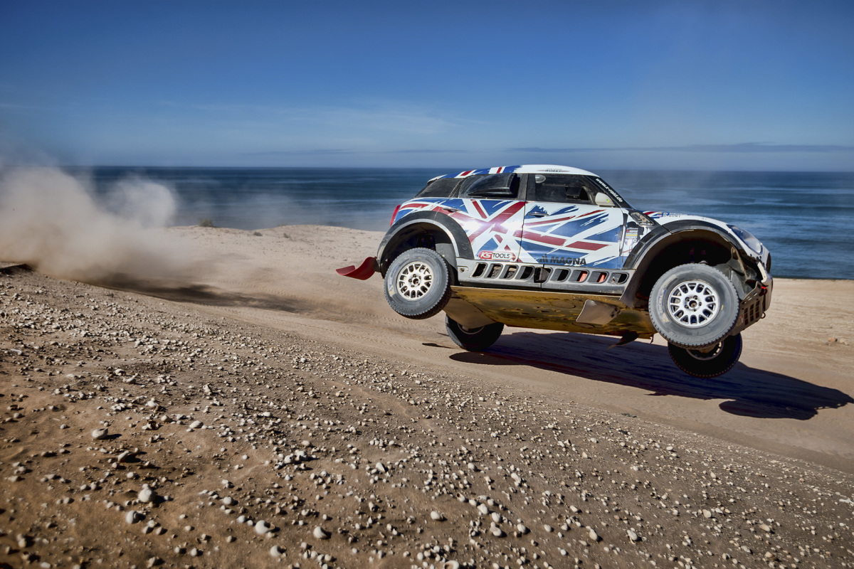 Blood, Sweat & Gears: Preparing For Dakar