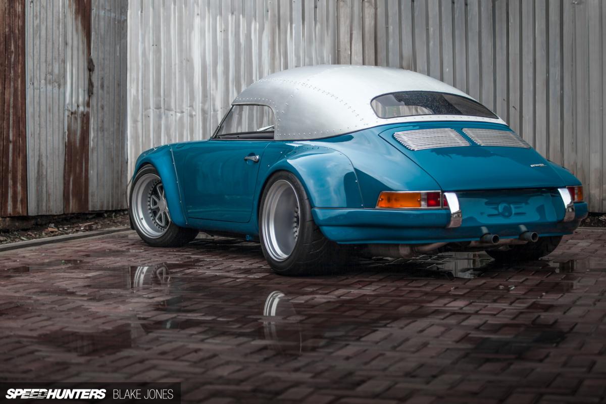 RAUH-Welt Redefined: The Terror Garage RWB Speedster - Speedhunters