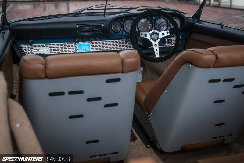 Terror Garage Speedster-6510