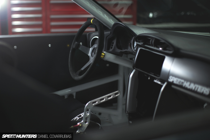 SH INTRO - INTERIOR 240SX - 2