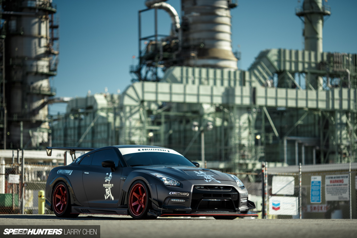 Kamikaze-R USA: The World's Most Capable GT-R?