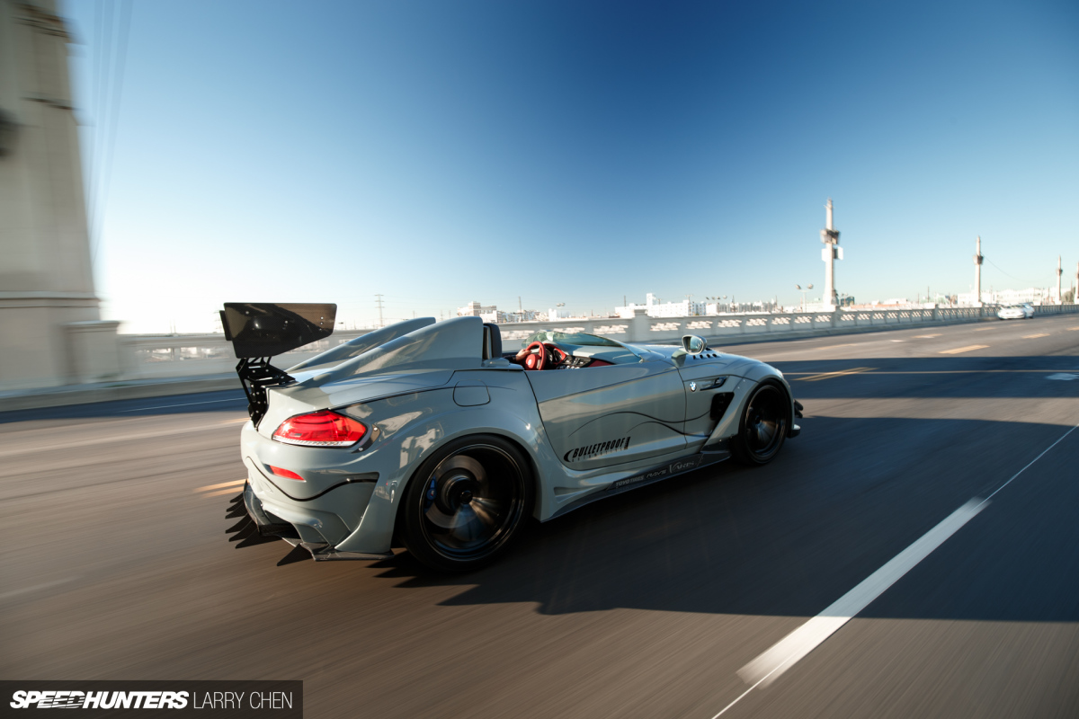 Almost Beyond Recognition: The Bulletproof Z4