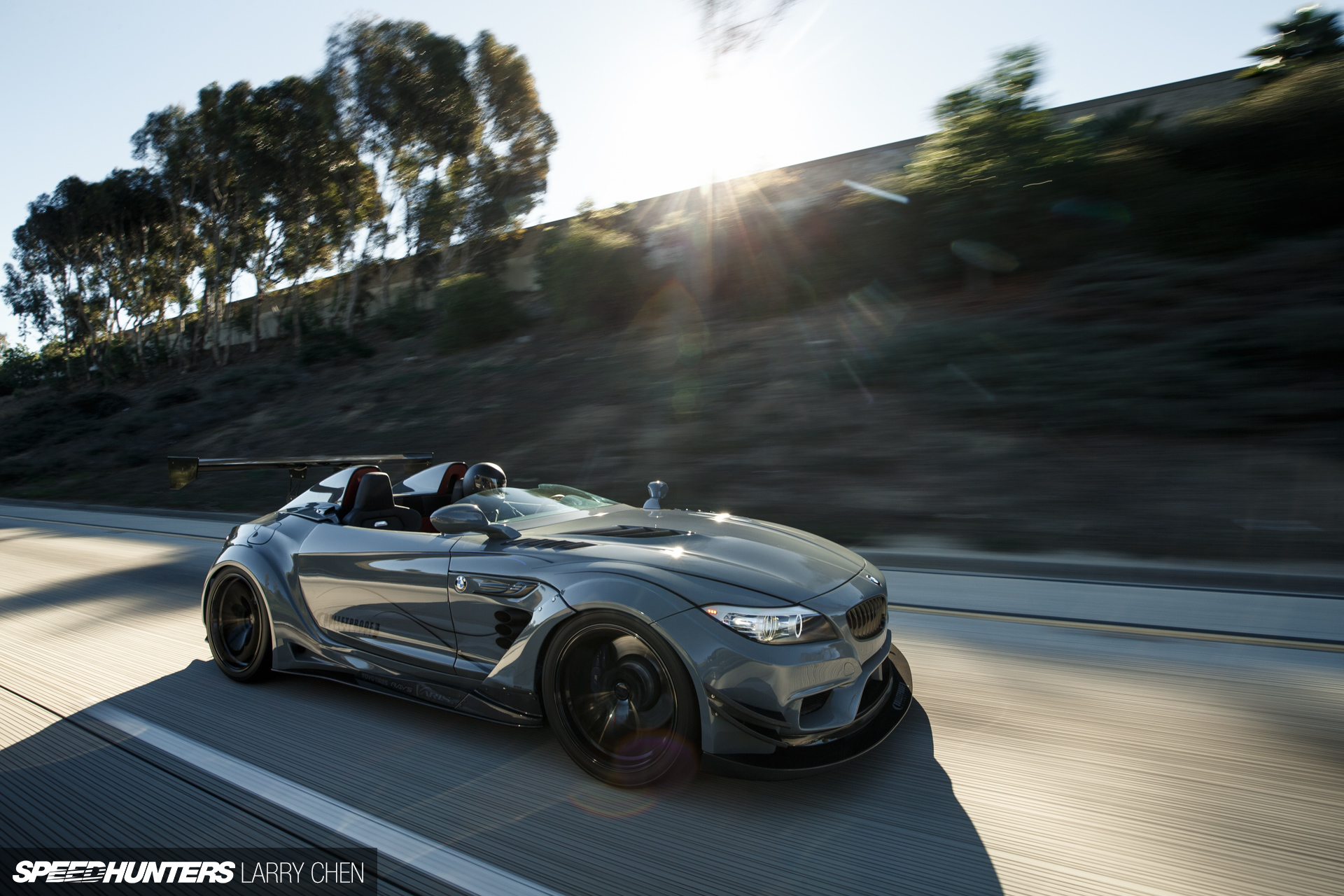 Almost Beyond Recognition The Bulletproof Z4 Speedhunters