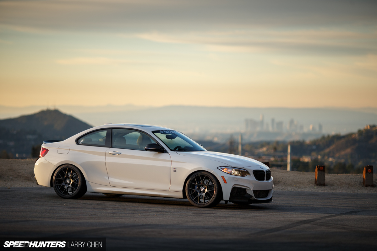 Shifting Into Warp Speed: The Dinan M235i
