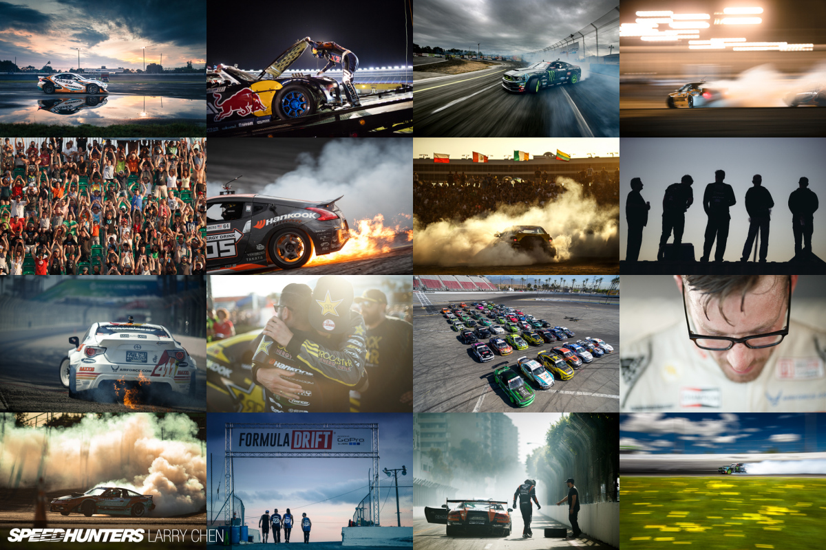 A Photographic Year In Review: Best Of Drift 2015