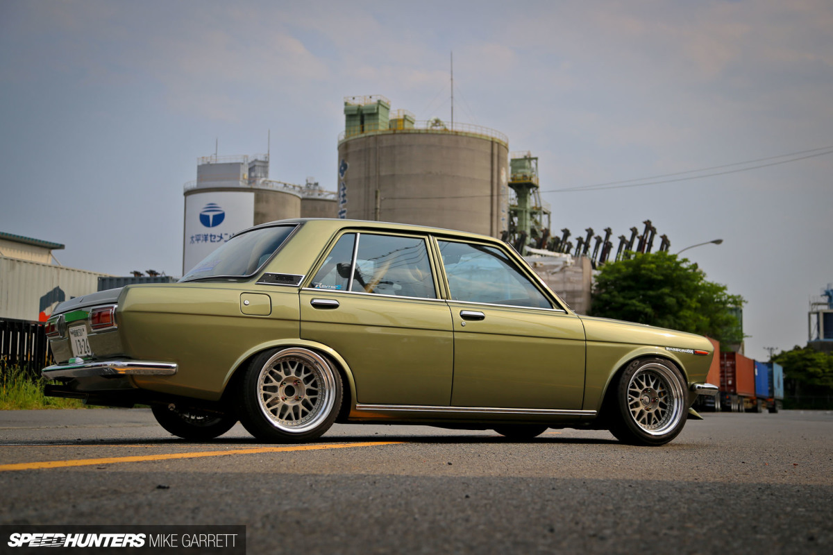 Datsun Bro: Meet Japan's 510 King