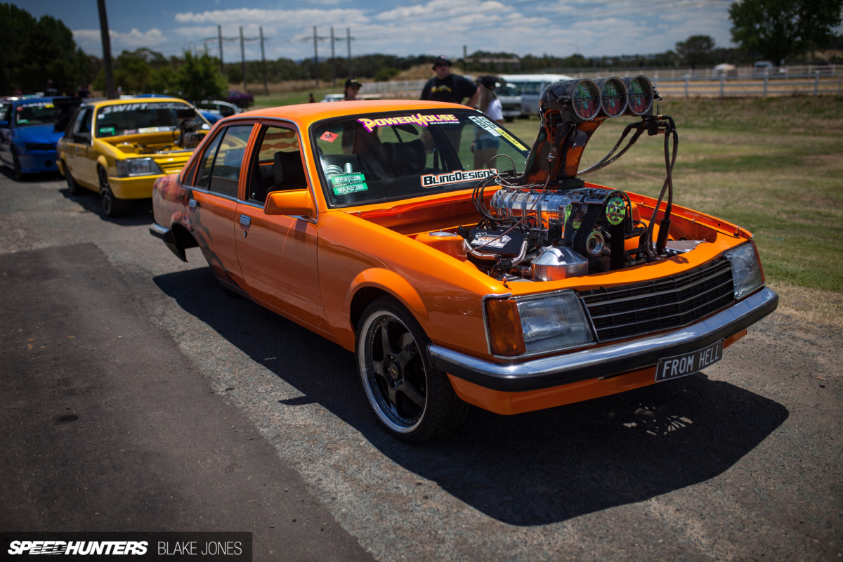 The Anatomy Of A Burnout Car - Speedhunters