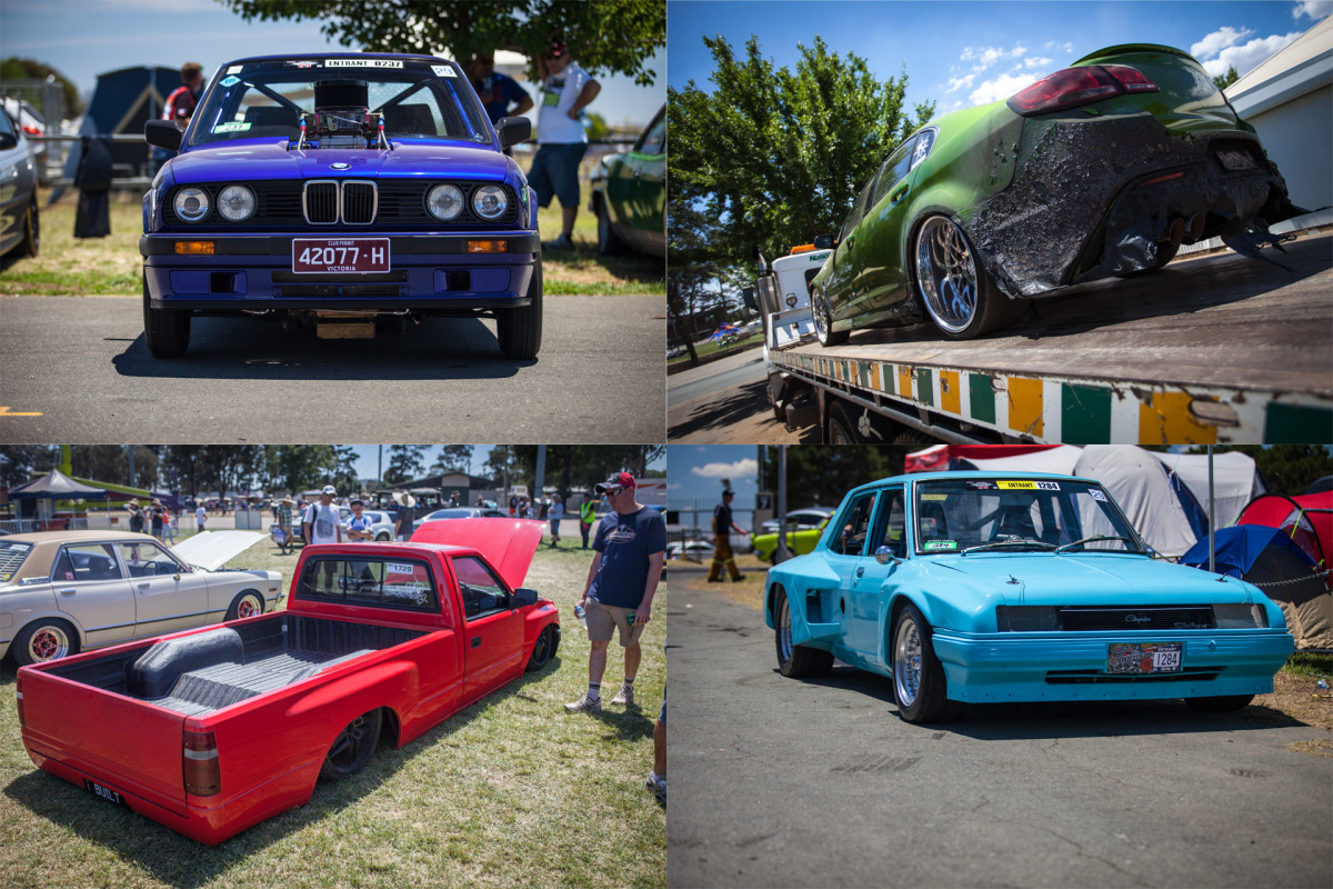 4 Summernats Favourites
