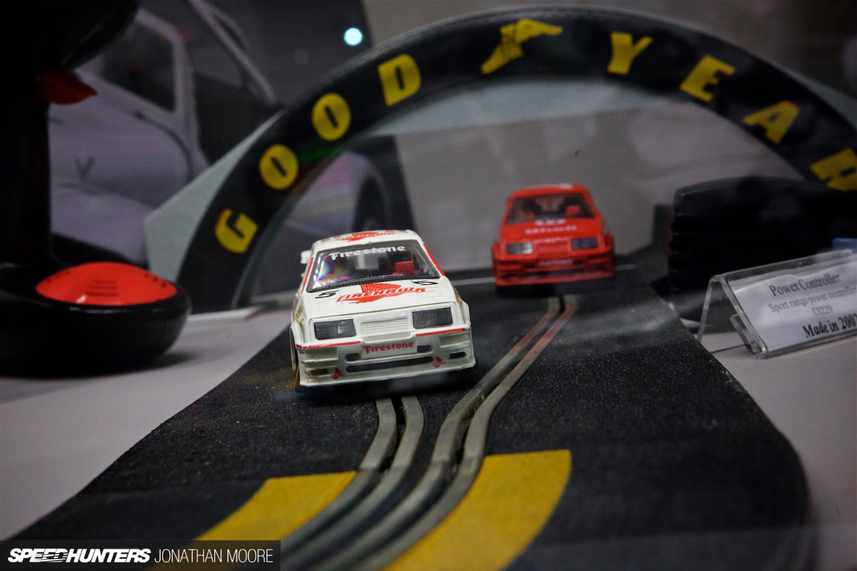 Electric Wizards: Inside The Scalextric Museum