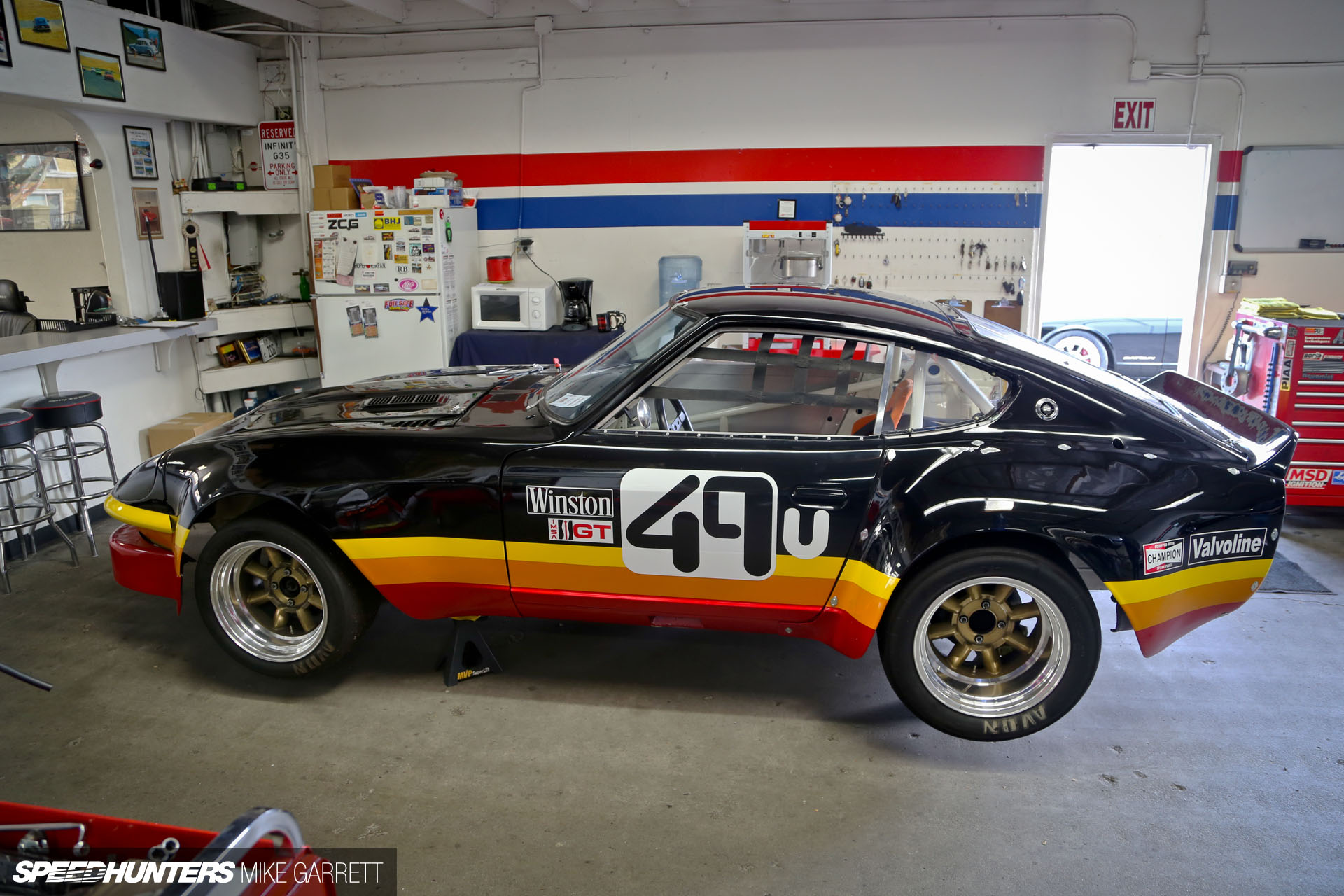 Car Garage z car garage - archives speedhunters