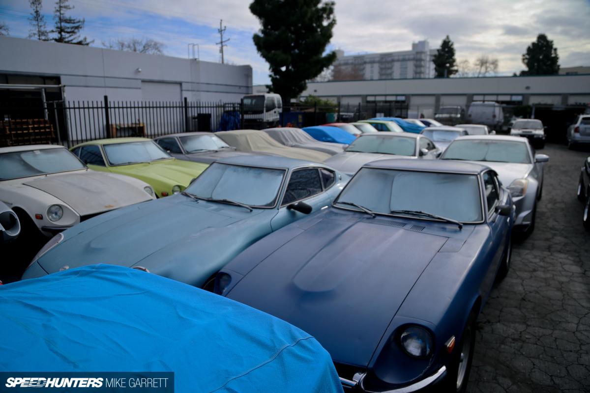 Z car garage where datsun geeks rule speedhunters for Garage automobile paris 12