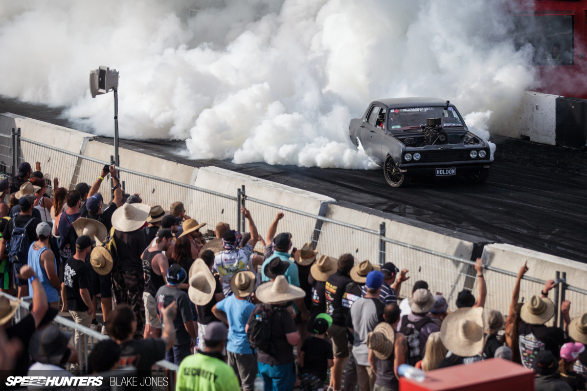Summernats: Where Tyres Come To Die