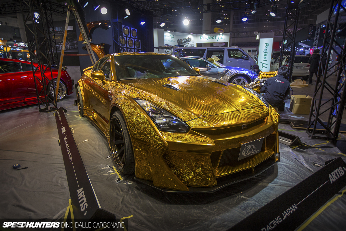 I m now heading off to the makuhari messe for the first official day of the show so consider this a little taster of the 2016 tokyo auto salon