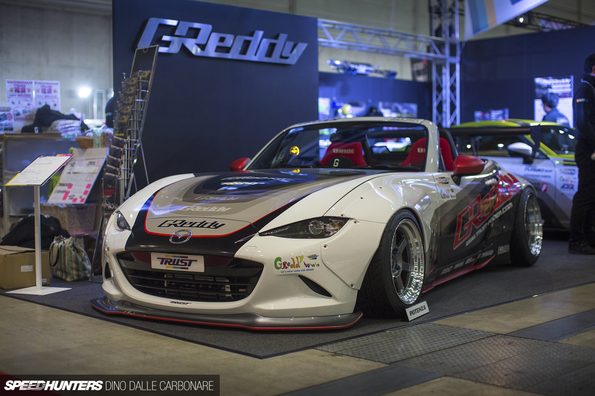 Getting Mazda's New RoadsterRight
