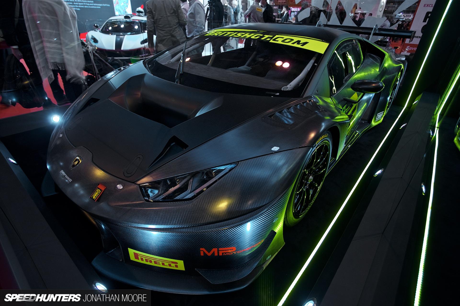 Halls Of The Motorsport Kings Autosport International