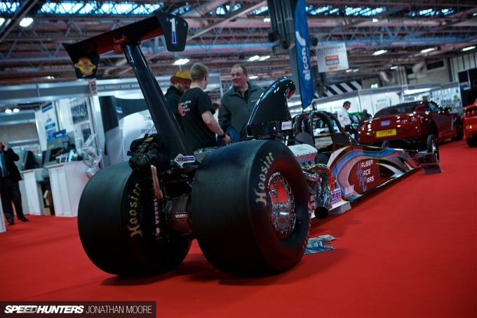 The 2016 Autosport International Racing Car show at the NEC in Birmingham