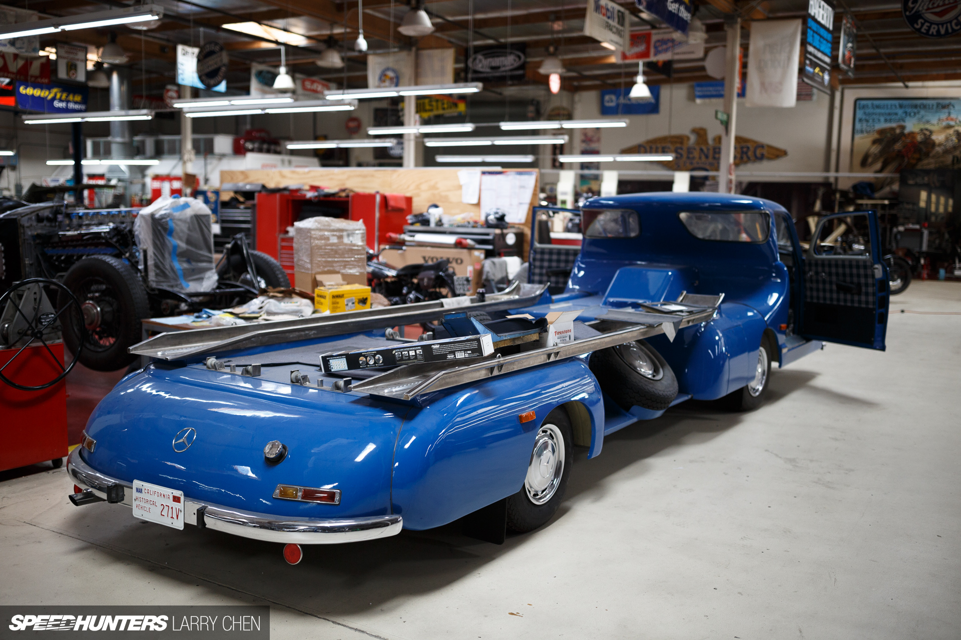 The Ultimate Hobby Shop Jay Leno S Garage Anything Cars