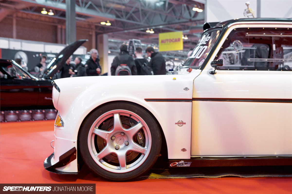 The 2016 autosport international racing car show held at the national exhibition centre near birmingham