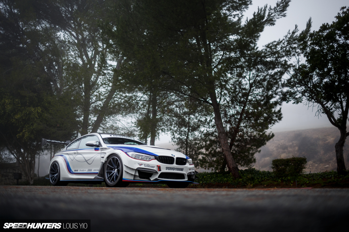 A New Kind Of Purist: Bulletproof's BMW M4