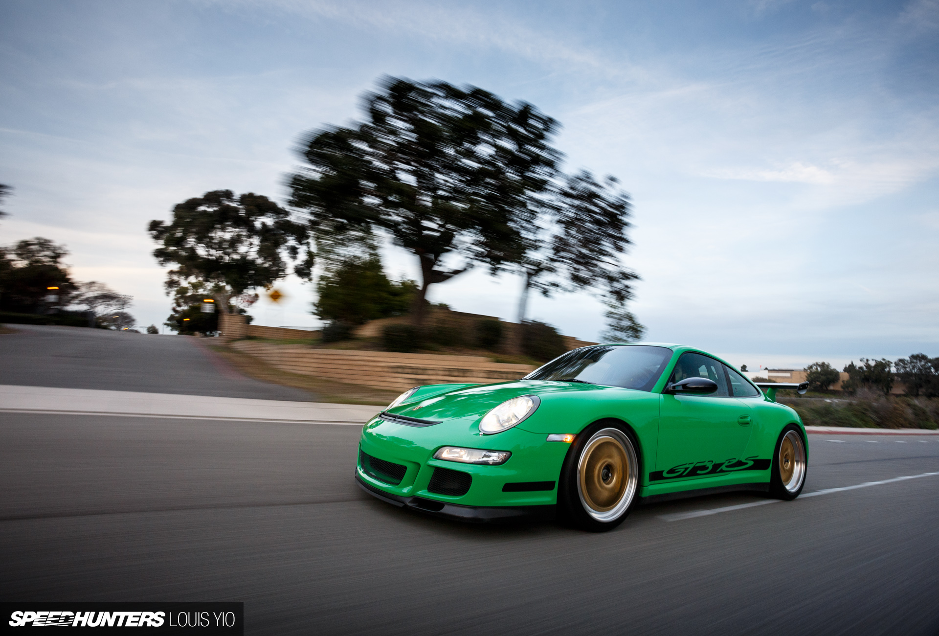 Balance Is Everything: The Project Yoda Porsche