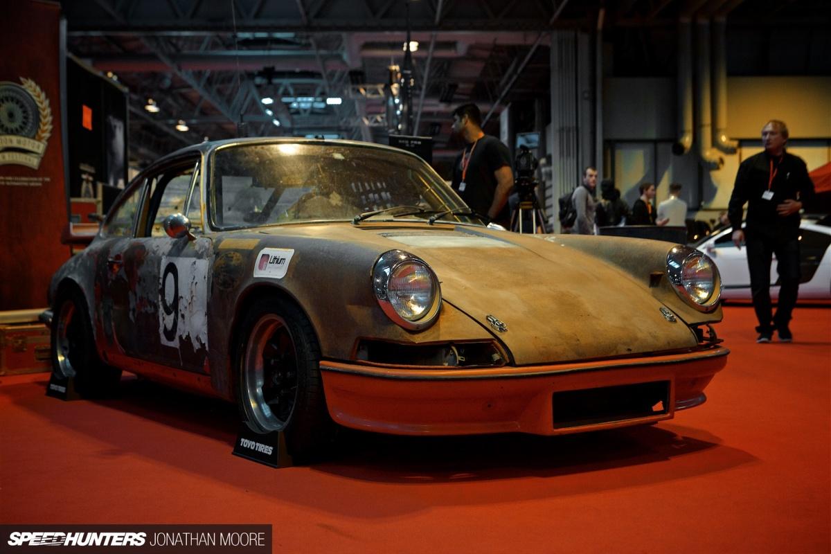 Porsche Emergency? Dial 911F-I-R-E