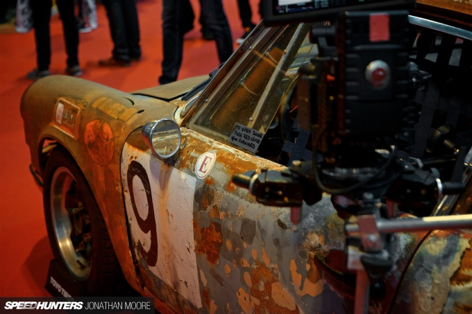 The 2016 Autosport International Racing Car Show, held at the National Exhibition Centre near Birmingham