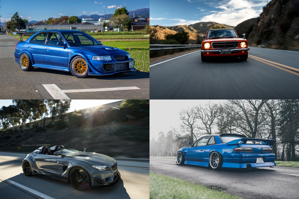 Revisiting The Feature Cars Of January