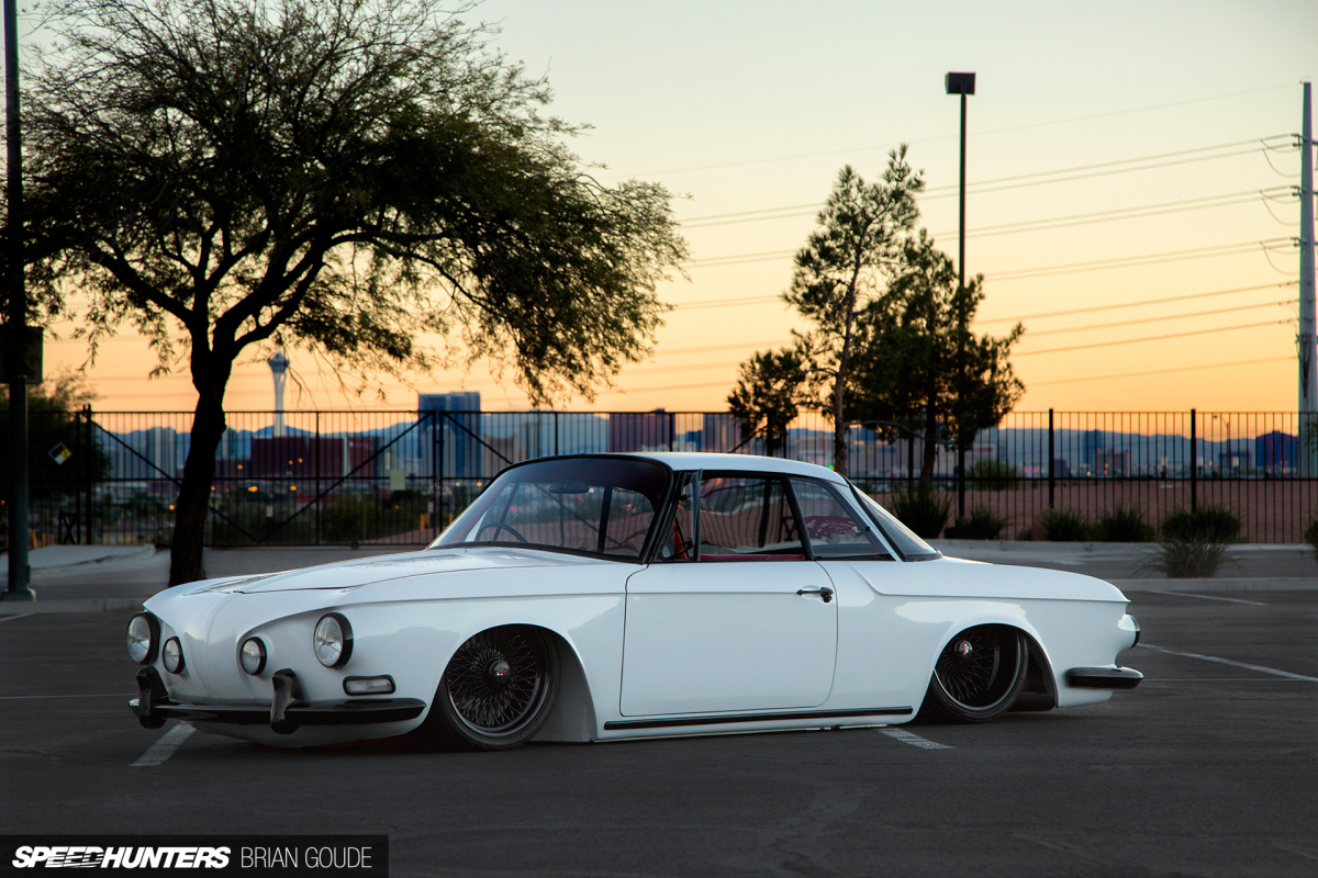 German Rotary Dreams: The 13B Karmann Ghia