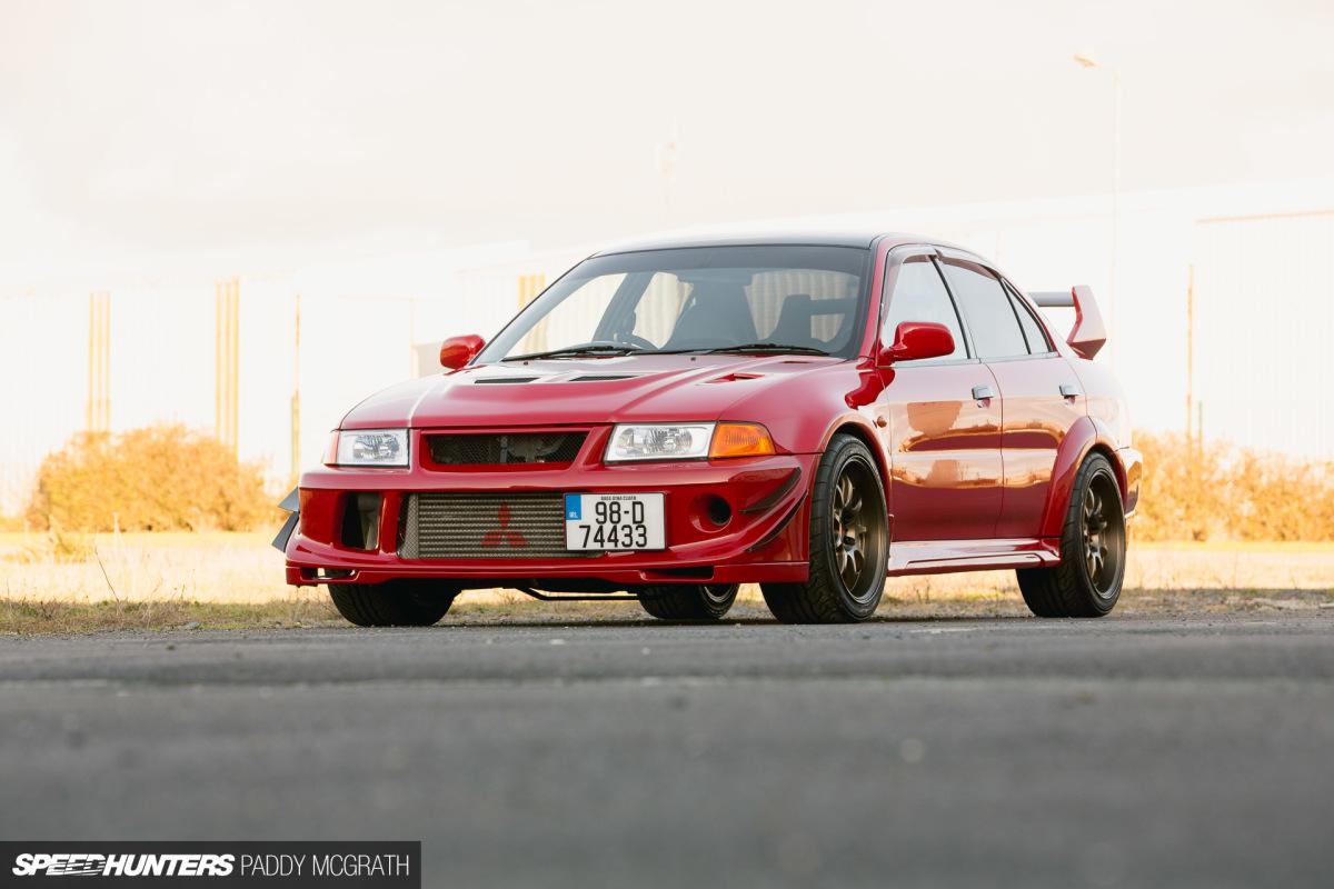 100 Mitsubishi Evolution 2016