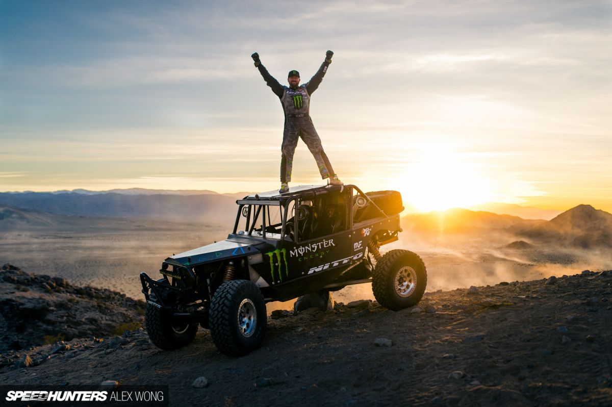 Vaughn Gittin Jr.'s King Of The Hammers Experience