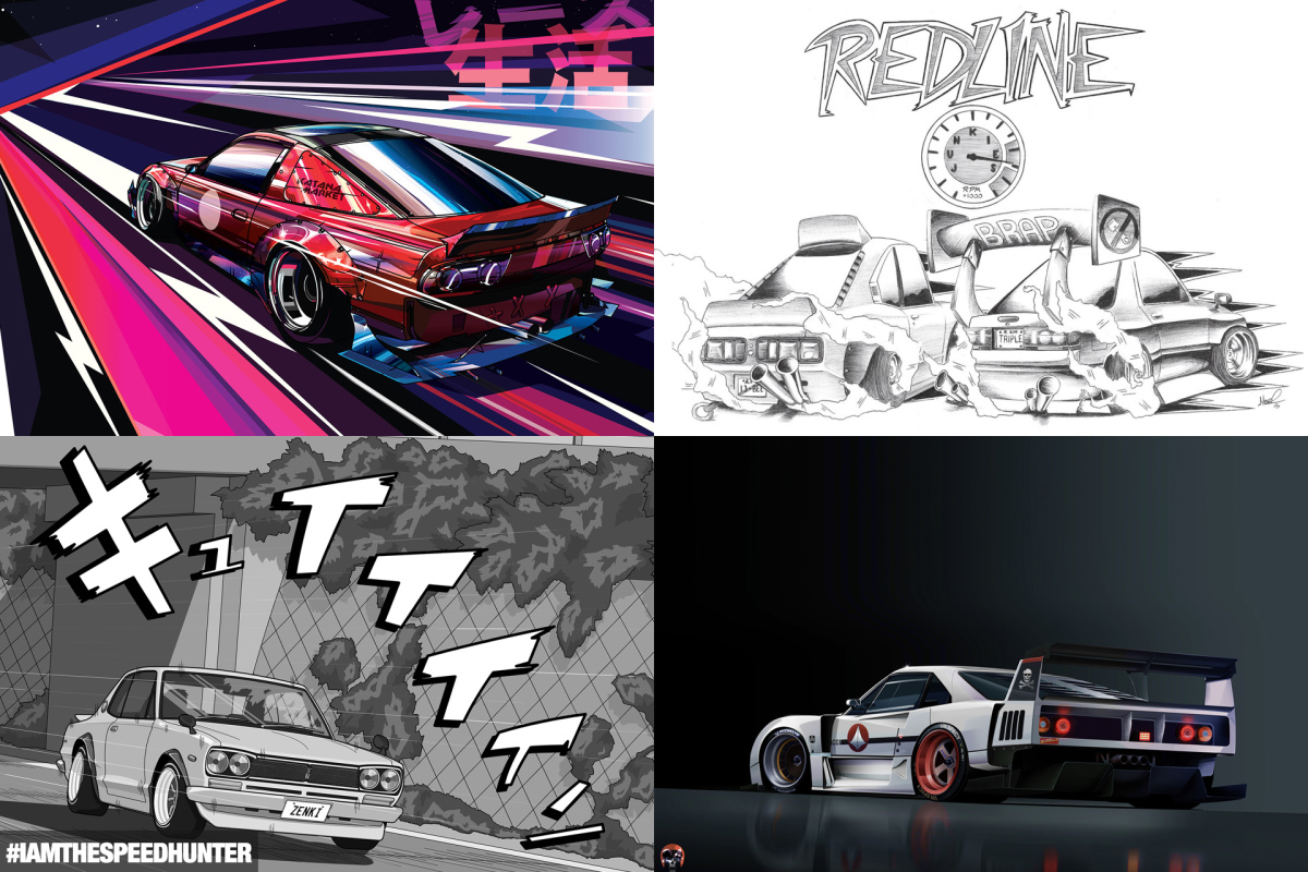 Automotive Art: The Finale