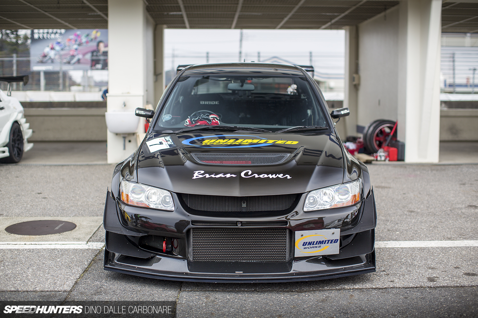 An Evo IX By Unlimited Works
