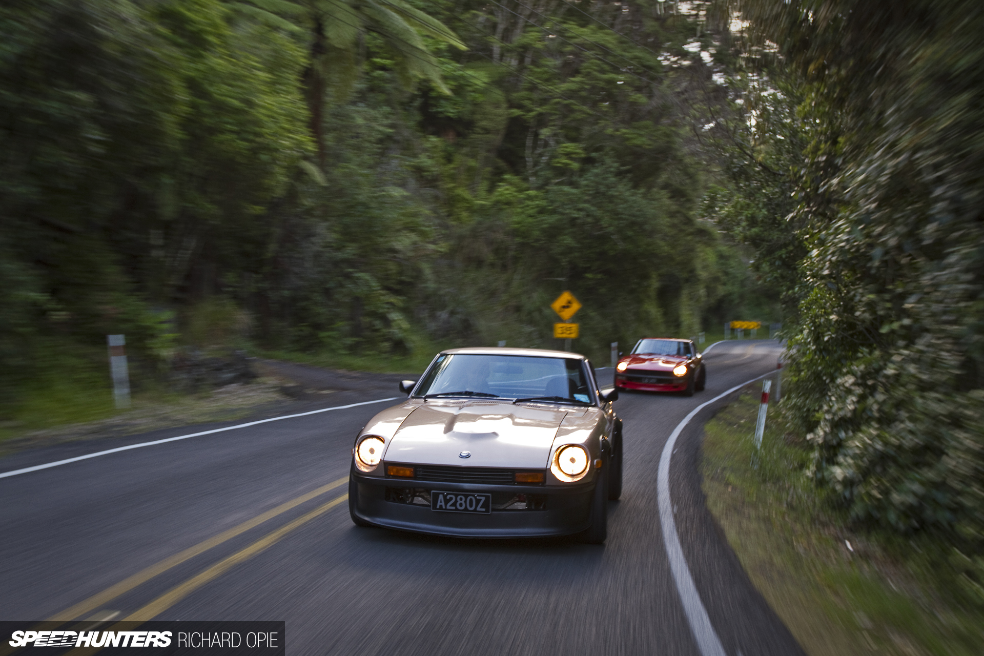 Old Dogs & New Tricks: Datsun Z In 2 Flavours