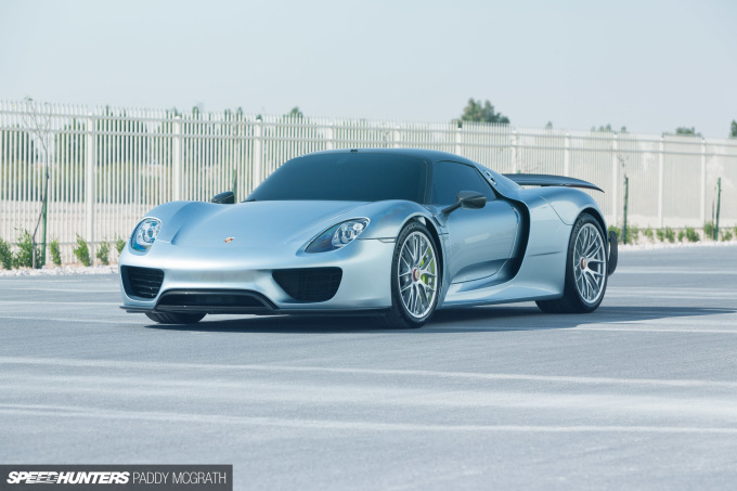 2016 Porsche 918 by Paddy McGrath-7